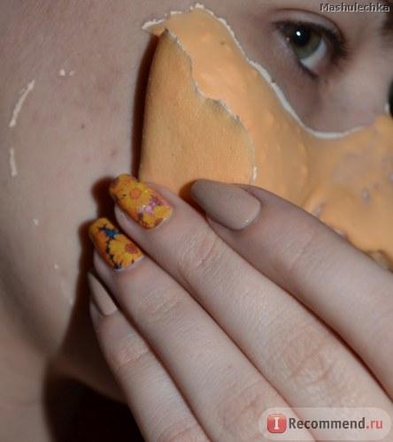 Маска для лица Teana Хрустальные брызги фото