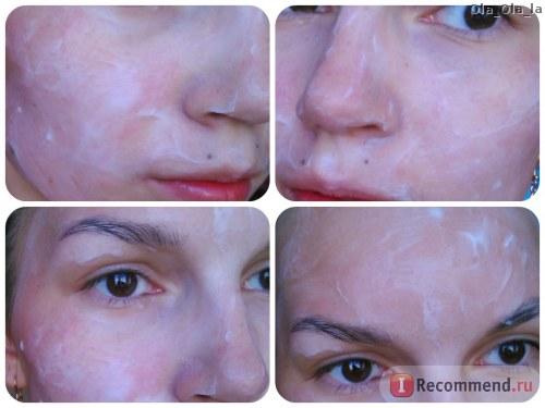 Маска для лица Teana Энергетическая витаминная маска с экстрактом микроводоросли Гавайских озер фото