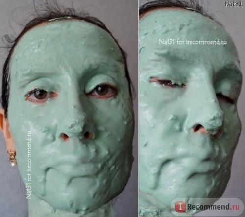 Домашняя альгинатная маска Teana - Половина объёма пакета